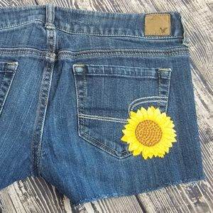 Sunflower Patch Shorts